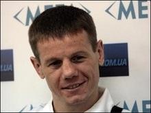 Юрій Нужненко привіз у Київ чемпіонський пояс