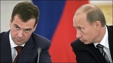 Медведєв попросив Путіна стати прем'єром