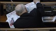 Регіонали і Блок Литвина проігнорують голосування за Тимошенко
