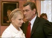 Ющенко вирішив ще раз зустрітися з Тимошенко
