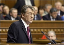 Президент приїде на засідання Верховної Ради