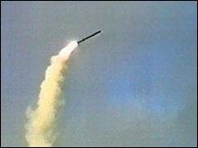 Пакистан успішно випробував крилату ракету