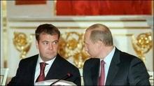 Експерти: Відносини  України і Росії не зміняться з приходом Медведєва