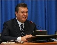 Янукович: Ми перетворимо Україну на одну з провідних держав світу