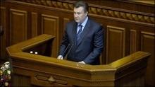 Янукович став головою фракції ПР у парламенті (оновлено)