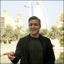 Джордж Клуні налагоджує мости між США й арабським світом
