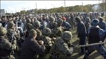 У РНБО називають провокативними наміри кримських татар створити загони самооборони