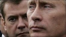 Путін обрав спадкоємця (оновлено)
