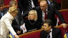 Томенко незадоволений, що у ВР мало жінок