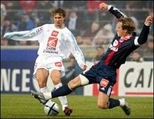 Французька Ліга 1: Виїзна перемога ПСЖ