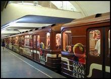 Рух потягів на синій гілці метро відновлено