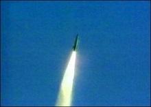 Росія провела успішний запуск Тополя