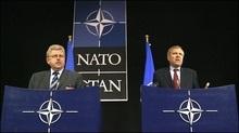 Україна залишається вірною НАТО без натяку на взаємність