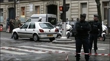 Затримано підозрюваного в організації вибуху в Парижі