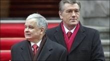 Ющенко запропонував полякам разом підняти ціни на транзит газу