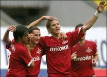 Кубок УЄФА: Трудова перемога Спартака