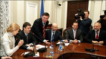 Коаліція пропонуватиме на посаду віце-спікера Томенка
