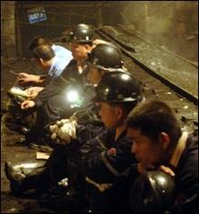 Кількість жертв вибуху на шахті в Китаї досягла 70 осіб