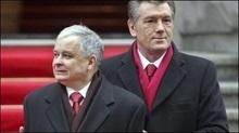 Ющенко нагородив Качинського орденом Ярослава Мудрого