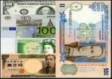 Курс валют і готівкова валюта