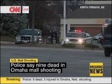 При стрілянині в торгівельному центрі в США загинули дев ять чоловік