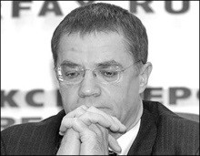 Газпром має намір відмовитися від RosUkrEnergo