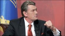Ющенко закликав політиків віднайти в собі сили для спокою у ВР