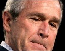 Буш здійснить перший офіційний візит в Ізраїль
