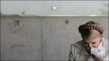 Фото заплаканої Юлії Тимошенко визнано кращим в 2007 році