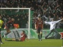 Мілан обіграв Селтік - 1:0