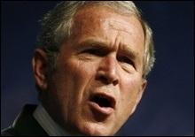 Збентежений Буш продовжить тиснути на іранський режим