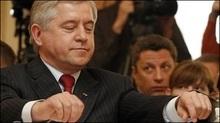 Кінах повідомив, що в 2007 році Україна до СОТ не вступить