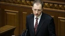 Коаліція офіційно висунула кандидатуру Яценюка на спікера ВР