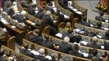 Турчинов відкрив вечірнє засідання Верховної Ради