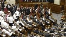 Президію Верховної Ради обиратимуть пакетним голосуванням