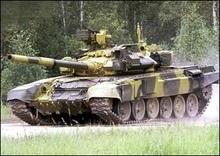 Угода на мільярд: Росія продає Індії 300 танків