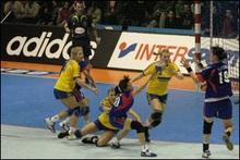 Україна достроково вибула з боротьби за Кубок світу-2008
