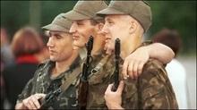 БЮТ зареєстрував законопроект про скасування термінової військової служби