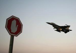 В Греции бастуют пилоты ВВС
