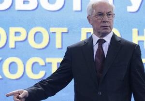 Азаров пообещал покончить с рейдерством в Украине
