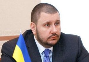 Юрий Клименко: новый министр доходов и сборов