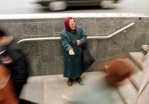 Азаров: Украина намерена ввести накопительные пенсии с 2013 года