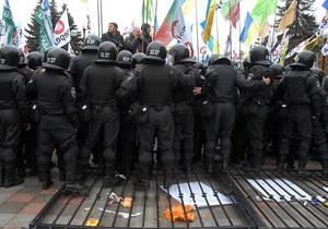 НГ: Украинская революция переносится на весну