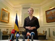 Тимошенко возглавит список кандидатов в депутаты Киевсовета от БЮТ