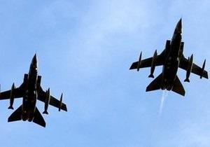 Французский самолет произвел выстрелы в Ливии