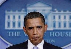 Обама проспал вашингтонское землетрясение