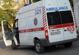В Херсонской области киевлянин попал в реанимацию после укуса гадюки