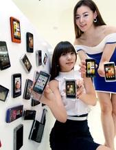 В мире уже насчитывается 20 миллионов пользователей  телефонов LG с полностью сенсорным экраном