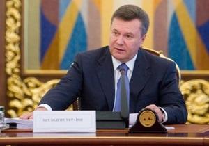 Ъ: Глава Верховного суда раскритиковал новый законопроект Януковича о судоустройстве
