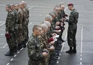 Сегодня в Украине отмечают День Вооруженных Сил
